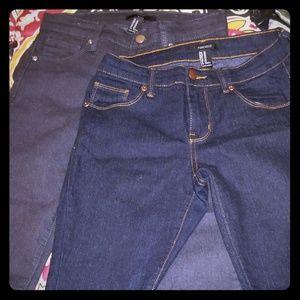 2 pants